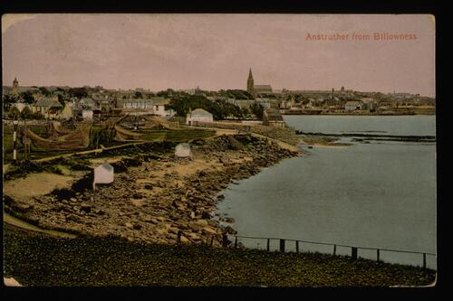 Anstruther from Billowness.