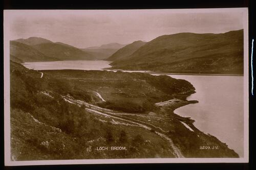 Loch Broom.