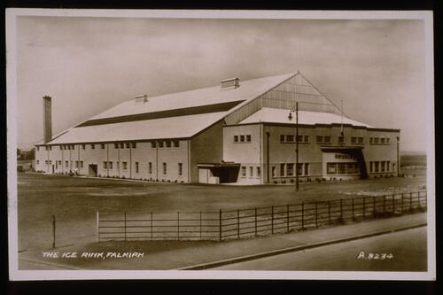 The Ice Rink, Falkirk.