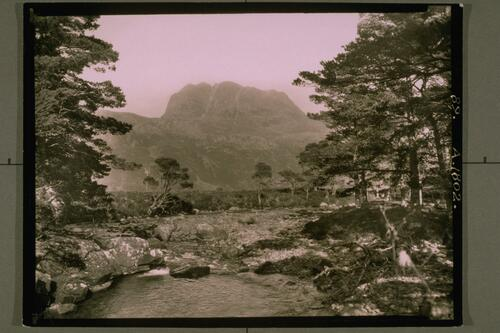 River Grudie and Slioch.