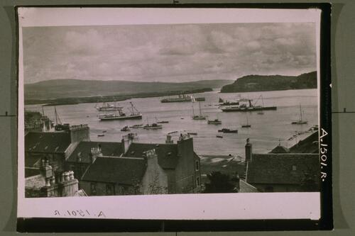 The Regatta, Tobermory Bay.