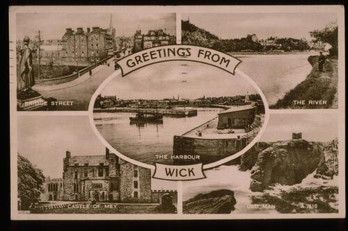 Greetings from Wick.