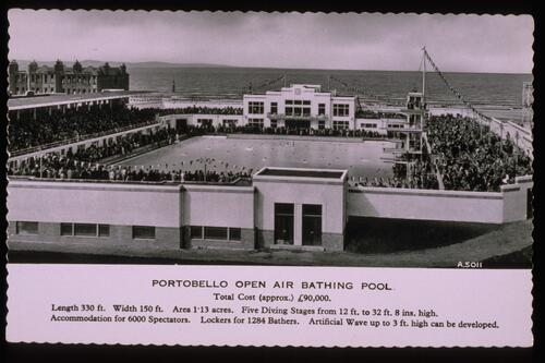 Portobello Bathing Pool.