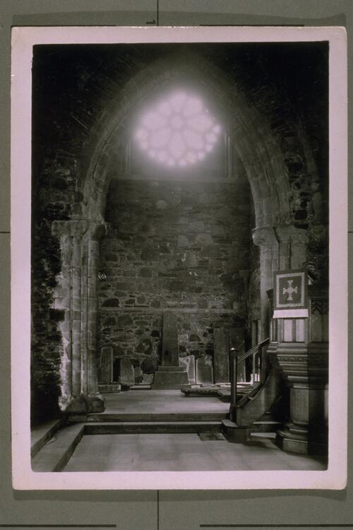 North Transept, Iona Cathedral.