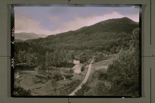 In the Heart of Glen Affric.