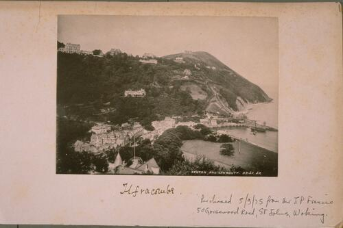 Lynton and Lynmouth.
