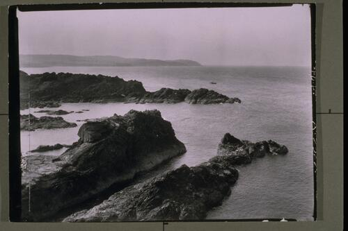 St Abbs Head from Fort.