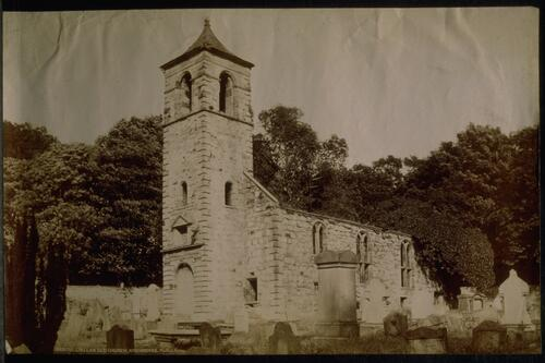 Tulliallan Church, Kincardine.