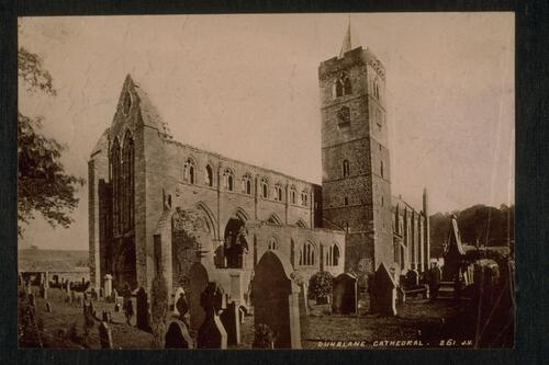 Dunblane Cathedral.