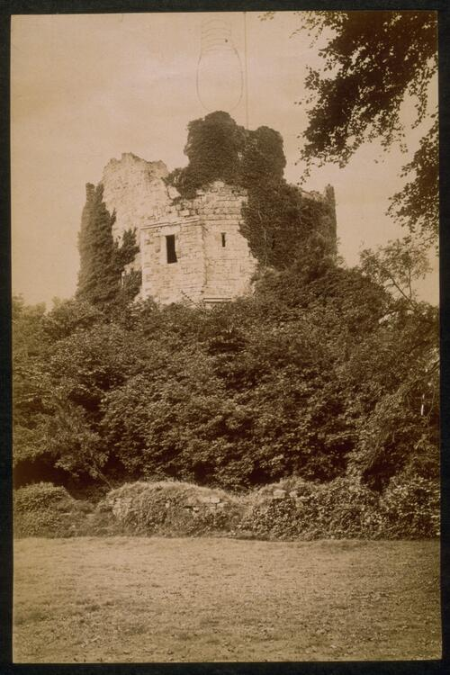 Old Hawarden Castle.