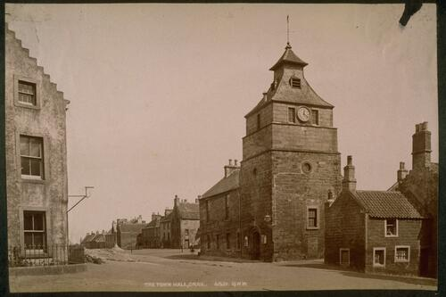 The Town Hall, Crail.