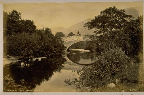 Bridge of Turk, Trossachs.