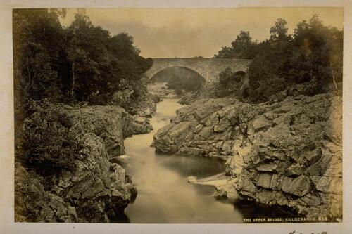 The Upper Bridge, Killiecrankie.