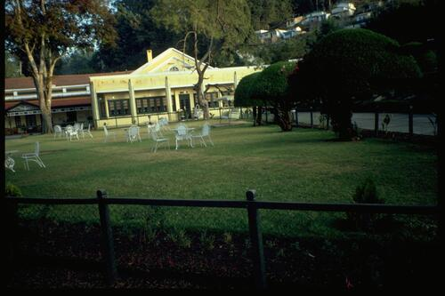 Savoy Hotel, Ooty.