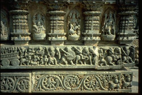 Somnathpur Frieze.