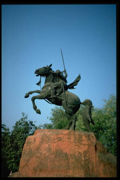 [The Rani Lakshmi Bai of Jhansi] Monument, Gwalior