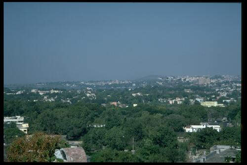 [Panorama of] Bhopal.