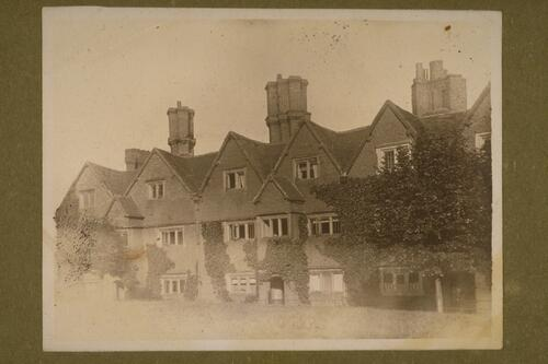 Old Bridgnorth Grammar School.