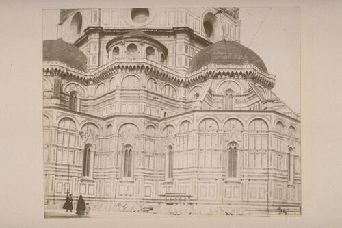 The apse, Florence Cathedral.