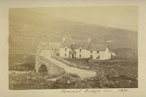 Tummel Bridge Inn.