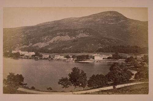 St Fillans, Loch Earn.