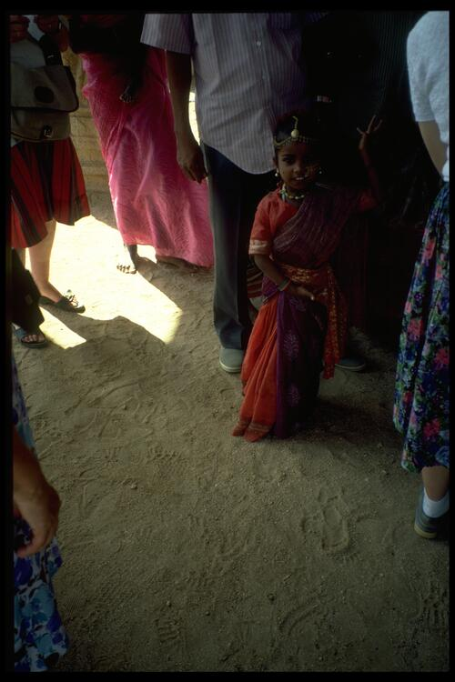Little Dancer, Vijayanagara.