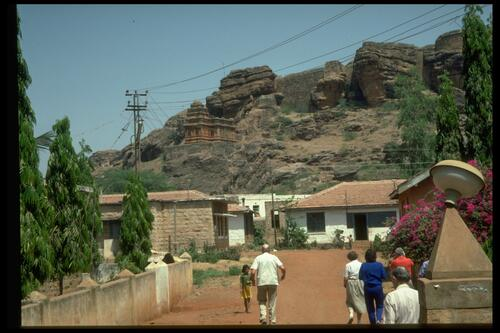 Fort and Temple, Badami.