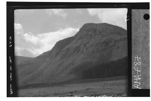 Dreish from The Doll, Glen Clova