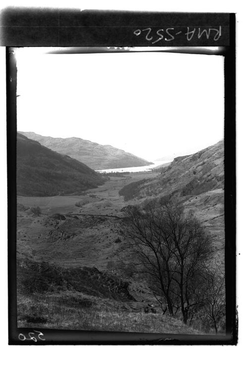 Glen Loin and Loch Long.