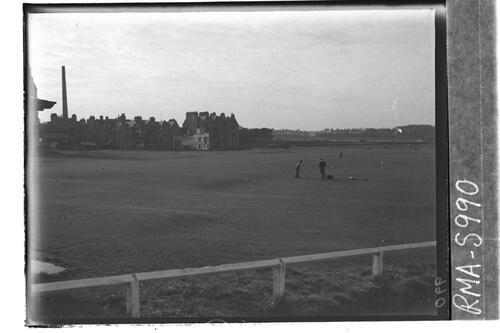 The Links, St Andrews.