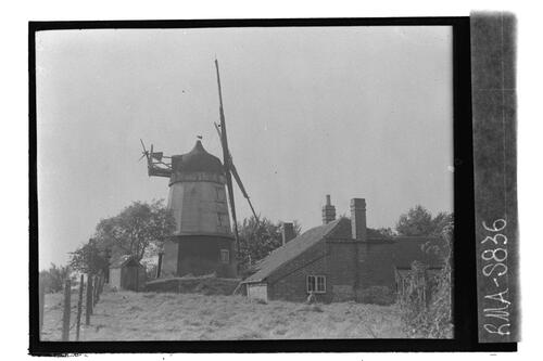 Old Windmill, Turville Hill.