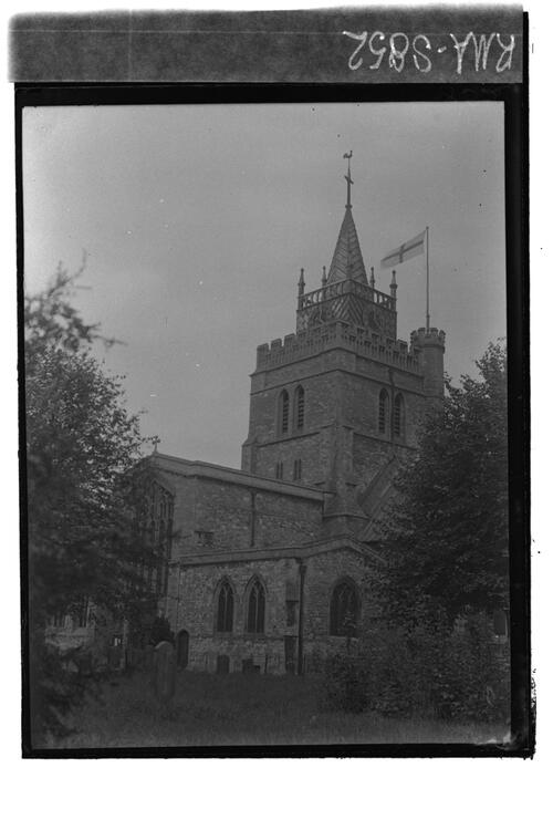 Parish Church, Aylesbury.