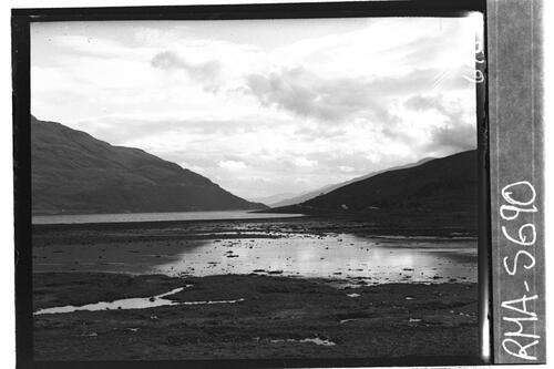 View from upper Loch Long.