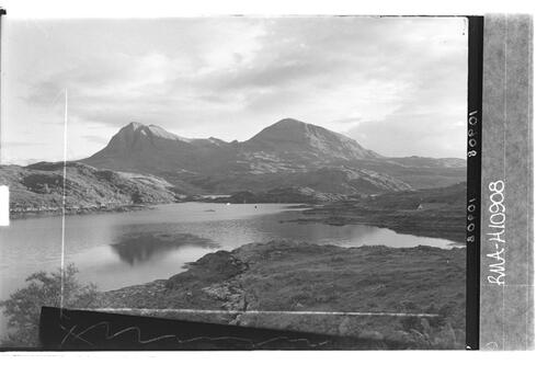 Quinag from Kylestrome.