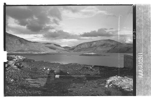 Loch Glendhu from Kylesku.