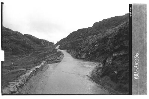 Kinlochbervie-Badcall road.