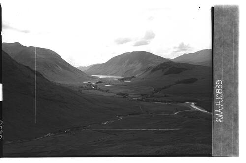 Glen Etive, seaward view.