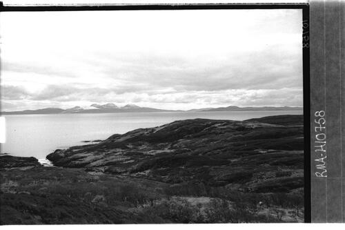 East coast of Colonsay.