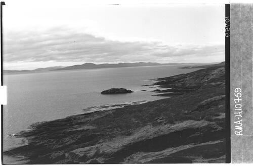 Jura from Colonsay.