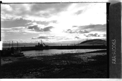 The harbour, Avoch, Black Isle.