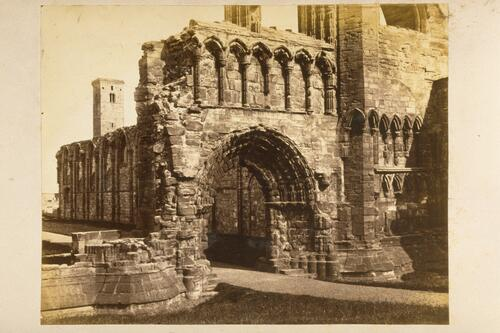The West Doorway, St Andrews Cathedral.