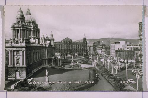 City Hall & Donegall Square N.