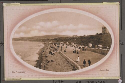 The Promenade, Colwyn Bay.