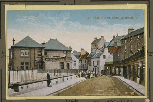 High Street, East End, Queensferry.