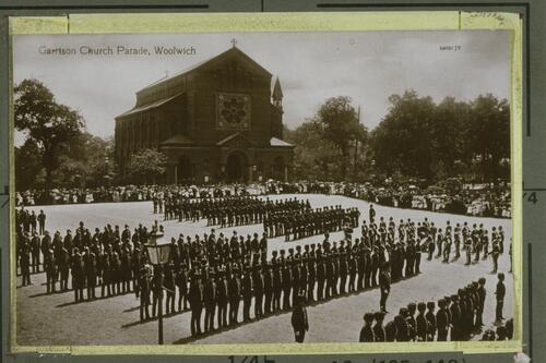 Church Parade, Woolwich.