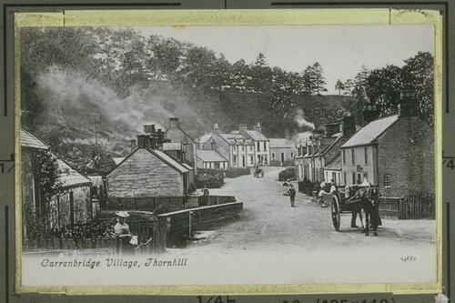Carronbridge Village, Thornhill.