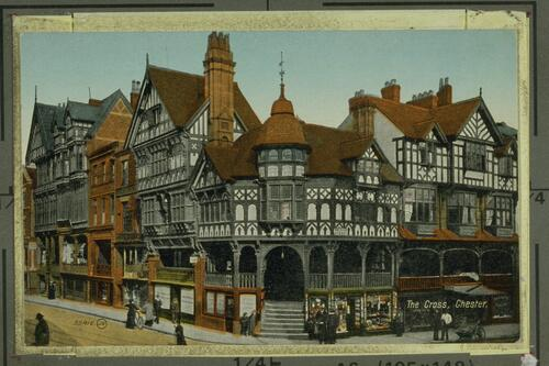 The Cross, Chester.