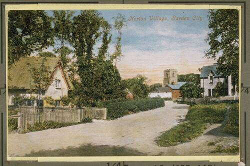 Norton Village, [Letchworth] Garden City.