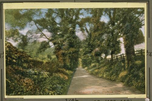 Letchworth Lane, [Letchworth] Garden City.