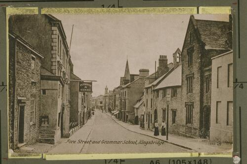Fore Street, Kingsbridge.
